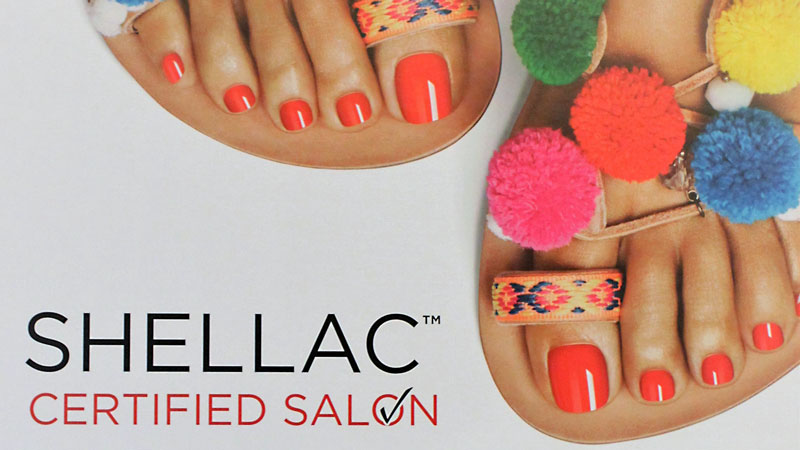 Shellac Foto Certified Mini 800